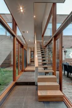 Interiro of contemporary home