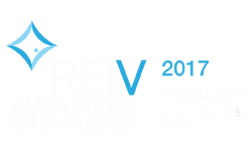 REIV AWARD - FINALIST - CORPORATE COMMUNICATIONS - 250 W