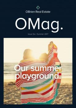 OMAG V6 SUMMER 2017