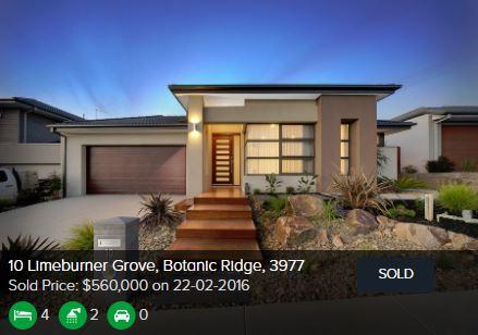 Real estate agents Botanic Ridge VIC 3977