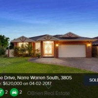 Real estate appraisal Narre Warren South VIC 3805