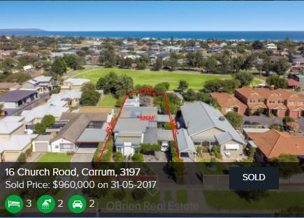 Real estate agents Carrum VIC 3197