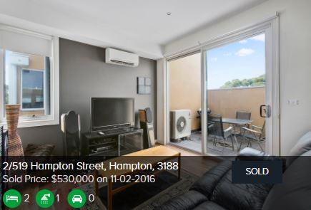 Real estate agents Hampton VIC 3188