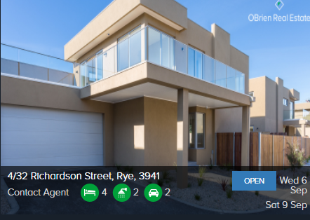 Real estate appraisal Capel Sound VIC 3940
