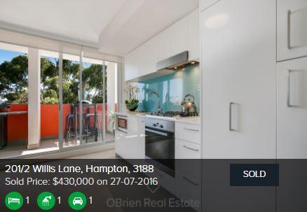 Rental appraisal Hampton VIC 3188