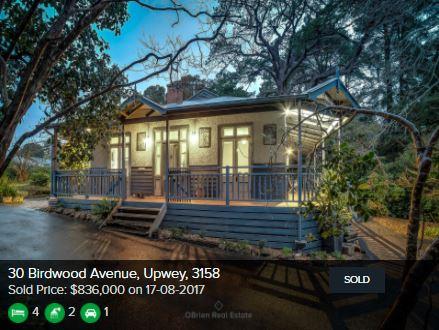 Real estate agents Olinda VIC 3788