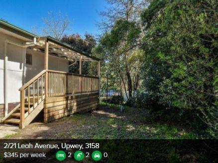 Rental appraisal Olinda VIC 3788