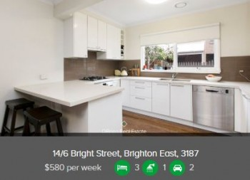 Property valuation Brighton East VIC 3187