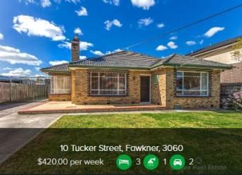 Property valuation Fawkner VIC 3060