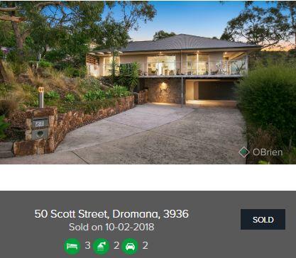 Real estate agents Dromana VIC 3936