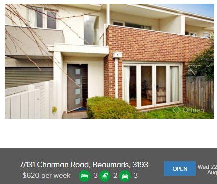 Real estate appraisal Beaumaris VIC 3193