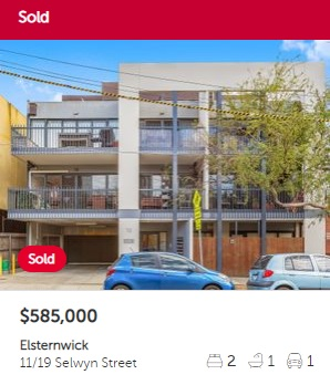 Property valuation Elsternwick VIC 3185