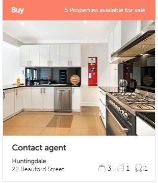Real estate appraisal Huntingdale VIC 3166