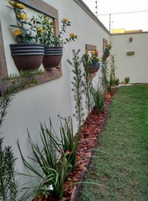 Home sideway landscaping Melbourne