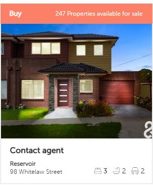 Real estate appraisal Reservoir VIC 3073