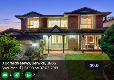 Real estate agents Berwick VIC 3806