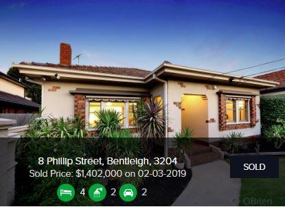 Real estate appraisal Bentleigh VIC 3204