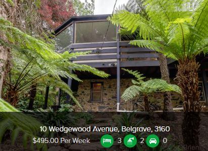 Rental appraisal Belgrave VIC 3160