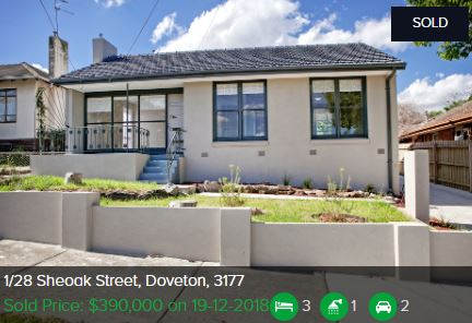 Property valuation Doveton VIC 3177
