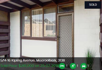 Property valuation Mooroolbark VIC 3138