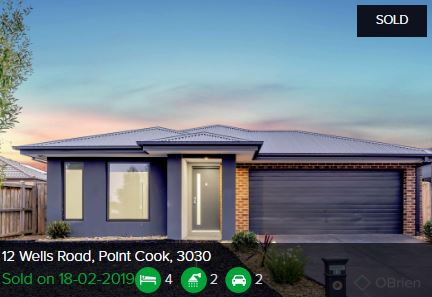 Property valuation Point Cook VIC 3030