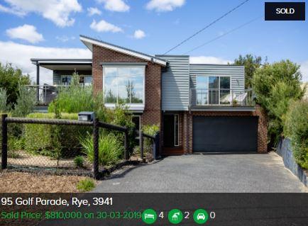 Property valuation Rye VIC 3941