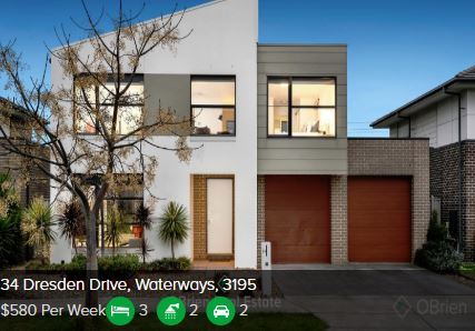 Property valuation Waterways VIC 3195