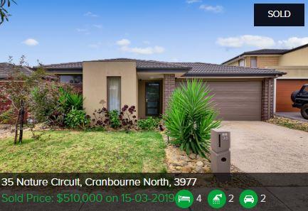 Real estate agents Cranbourne North VIC 3977