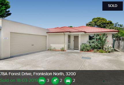 Real estate agents Frankston North VIC 3200