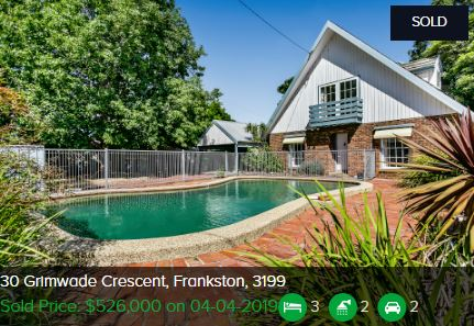 Real estate agents Frankston VIC 3199