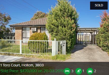 Real estate agents Hallam VIC 3803