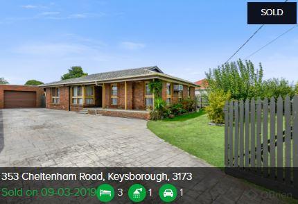 Real estate agents Keysborough VIC 3173
