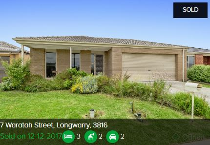 Real estate agents Longwarry VIC 3816