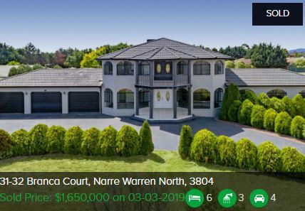 Real estate agents Narre Warren North VIC 3804