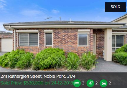 Real estate agents Noble Park VIC 3174