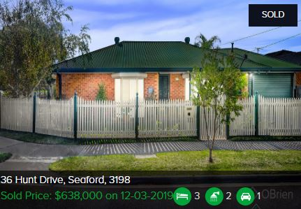 Real estate agents Seaford VIC 3198