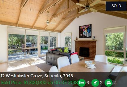 Real estate agents Sorrento VIC 3943