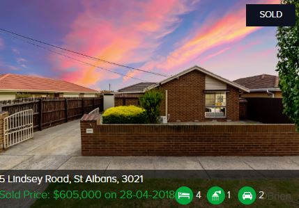 Real estate agents St Albans VIC 3021