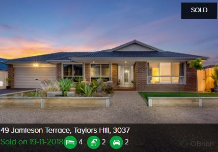 Real estate agents Taylors Hill VIC 3037