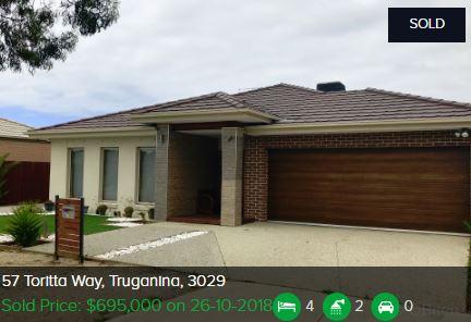 Real estate agents Truganina VIC 3029