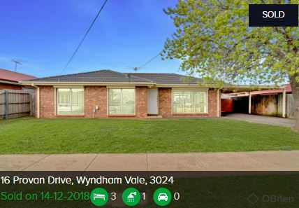 Real estate agents Wyndham Vale VIC 3024