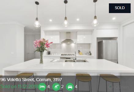 Real estate appraisal Carrum VIC 3197