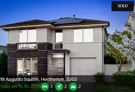 Real estate appraisal Hillside VIC 3037