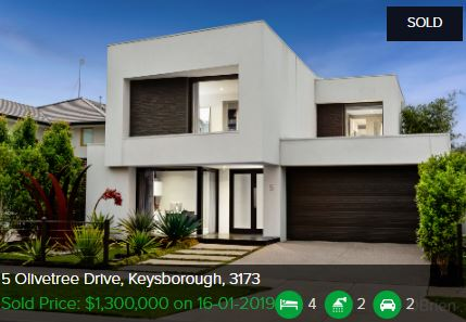 Real estate appraisal Keysborough VIC 3173