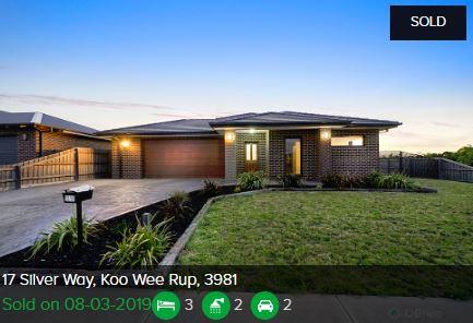 Real estate appraisal Koo Wee Rup VIC 3981