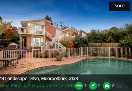 Real estate appraisal Mooroolbark VIC 3138