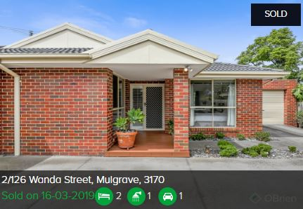 Real estate appraisal Mulgrave VIC 3170