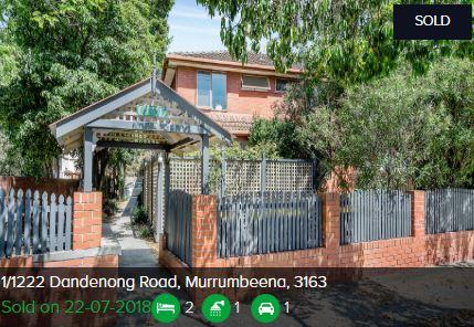 Real estate appraisal Murrumbeena VIC 3163