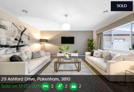 Real estate appraisal Pakenham VIC 3810