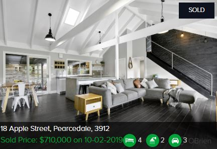 Real estate appraisal Pearcedale VIC 3912